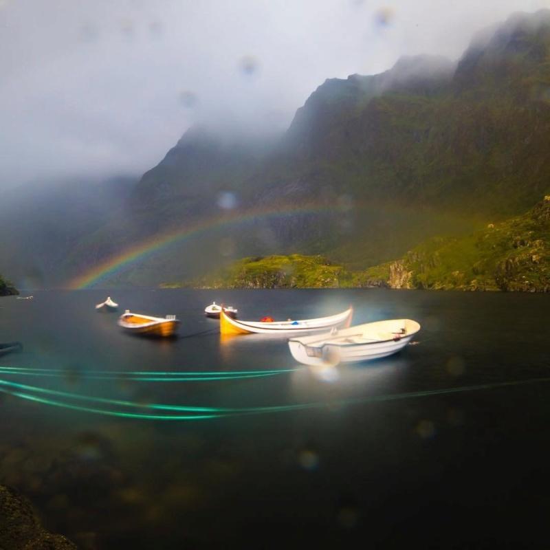 Роскошные пейзажи Норвегии - Страница 8 15548910
