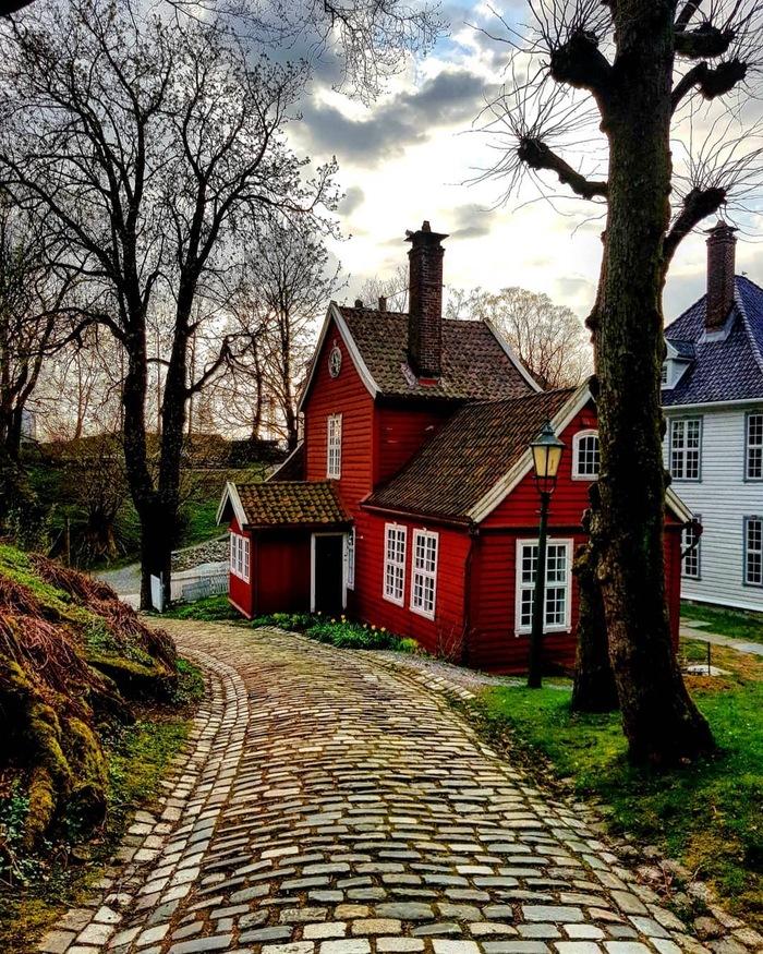 Роскошные пейзажи Норвегии - Страница 7 15550810