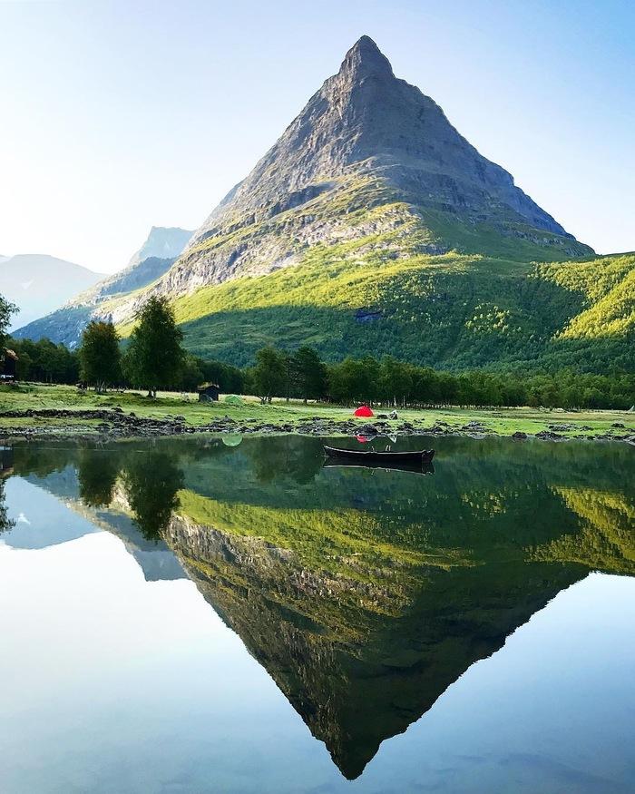 Роскошные пейзажи Норвегии - Страница 7 15554410