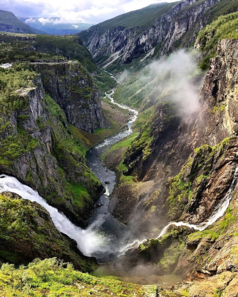Роскошные пейзажи Норвегии - Страница 8 15560011