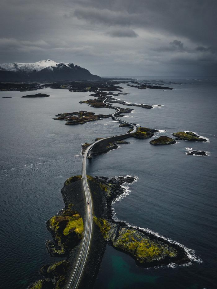 Роскошные пейзажи Норвегии - Страница 8 15562710