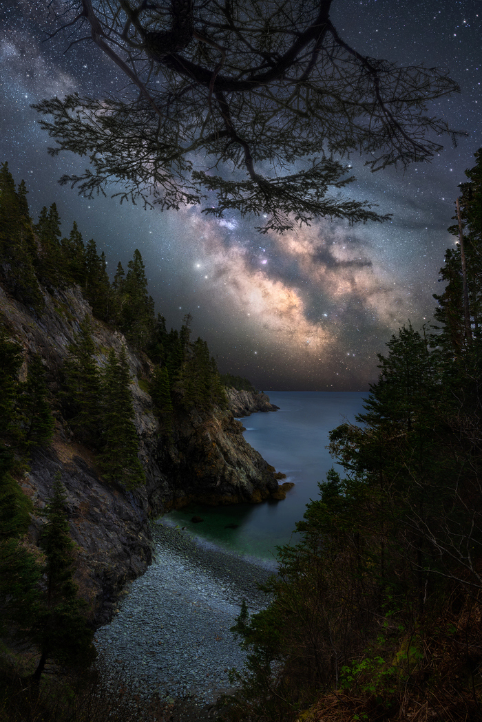 Звёздное небо и космос в картинках - Страница 25 15596810