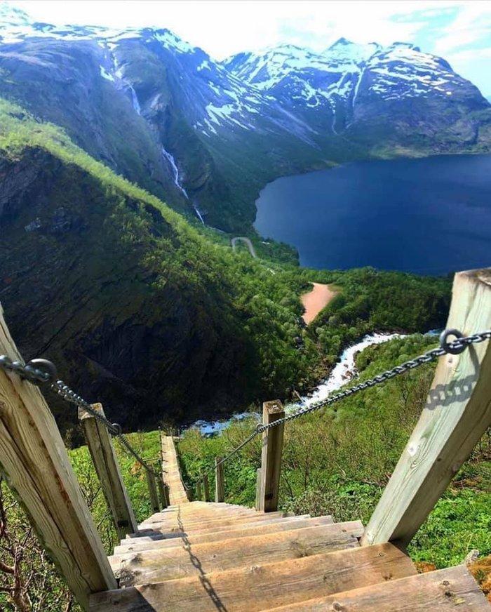 Роскошные пейзажи Норвегии - Страница 14 15623010