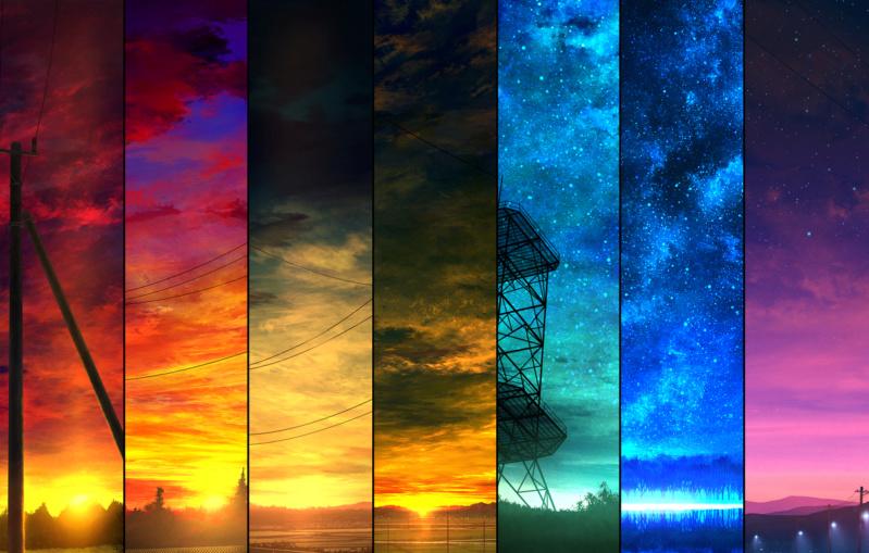 Звёздное небо и космос в картинках - Страница 38 15694910