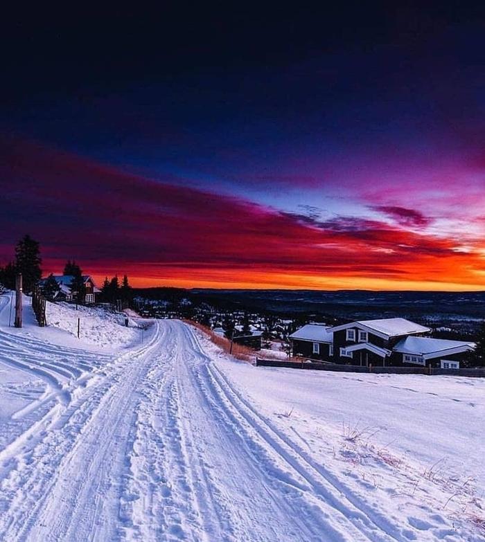 Роскошные пейзажи Норвегии - Страница 21 15778410