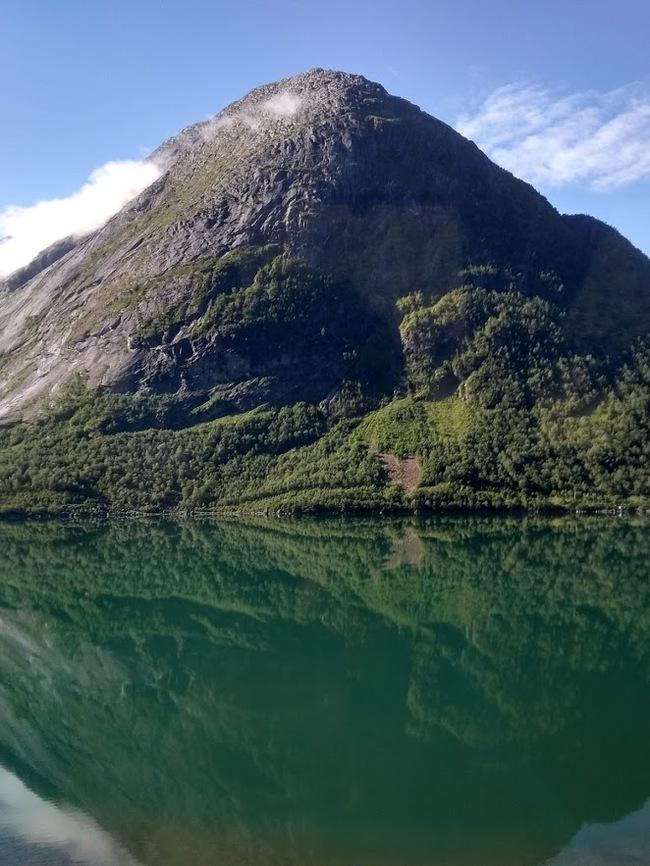 Роскошные пейзажи Норвегии - Страница 21 15779310