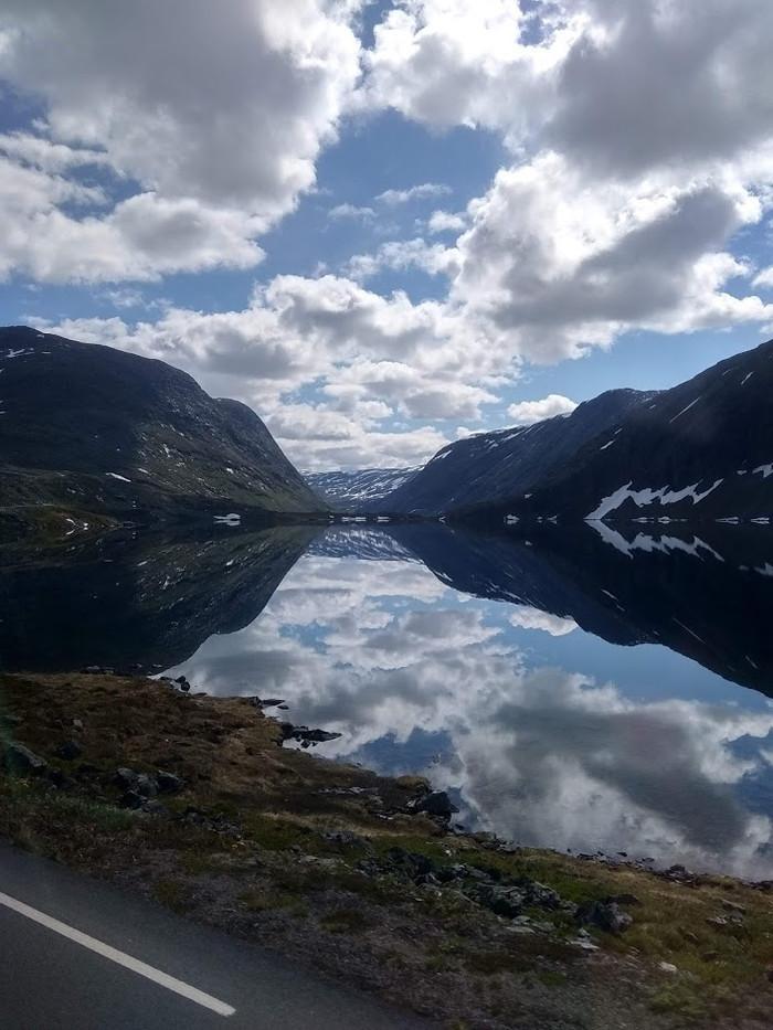 Роскошные пейзажи Норвегии - Страница 21 15779311