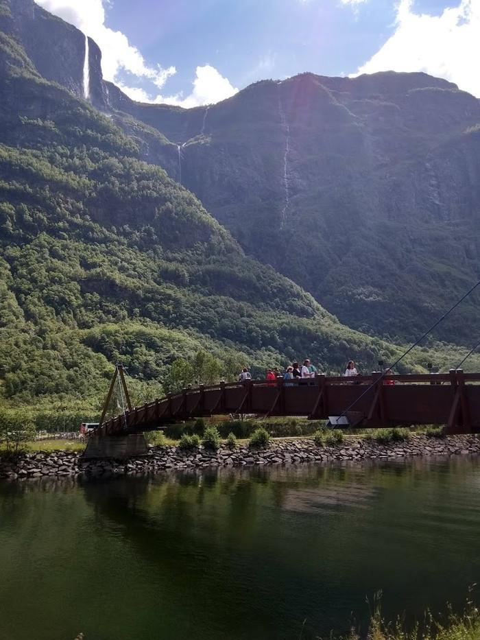 Роскошные пейзажи Норвегии - Страница 21 15779312