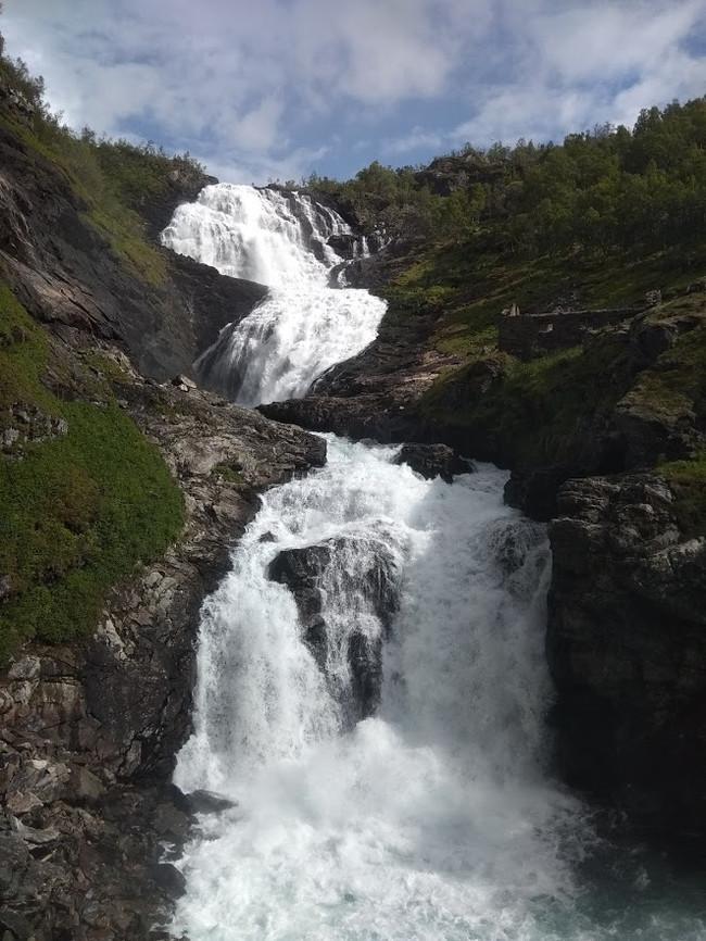 Роскошные пейзажи Норвегии - Страница 21 15781110