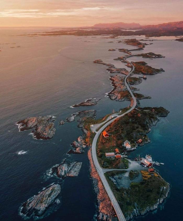 Роскошные пейзажи Норвегии - Страница 22 15793910