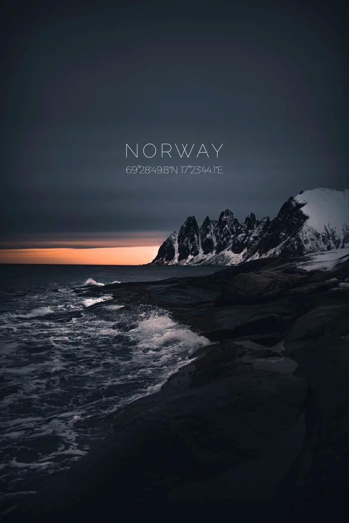 Роскошные пейзажи Норвегии - Страница 24 15861710