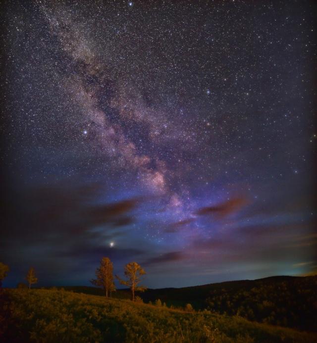 Звёздное небо и космос в картинках - Страница 21 15928810