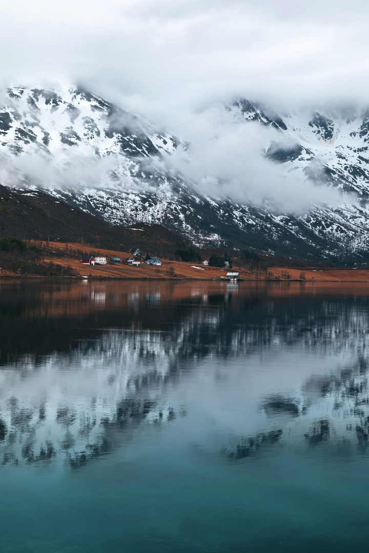 Роскошные пейзажи Норвегии - Страница 22 1bzgb210