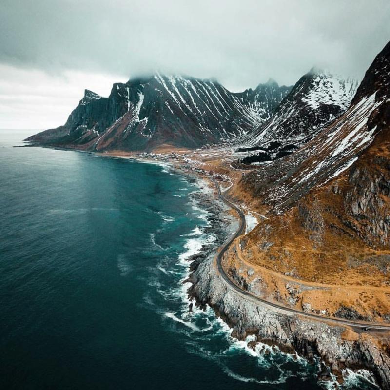 Роскошные пейзажи Норвегии - Страница 10 2fmf2t10