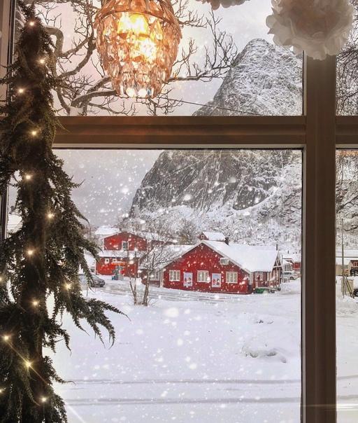 Роскошные пейзажи Норвегии - Страница 36 2fszix10