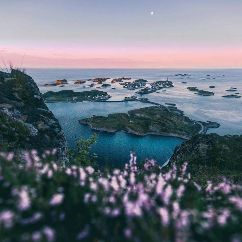 Роскошные пейзажи Норвегии - Страница 36 2fwqao10