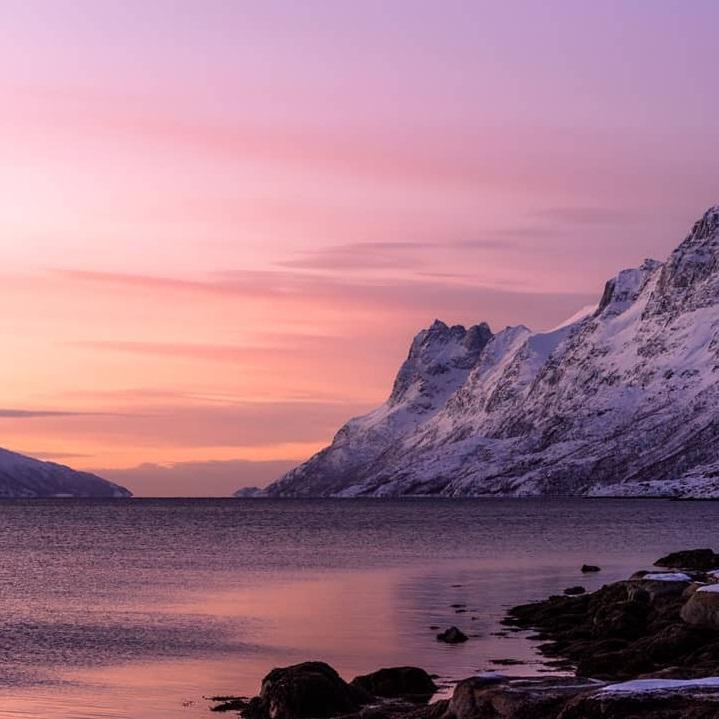Роскошные пейзажи Норвегии - Страница 16 2opanu10