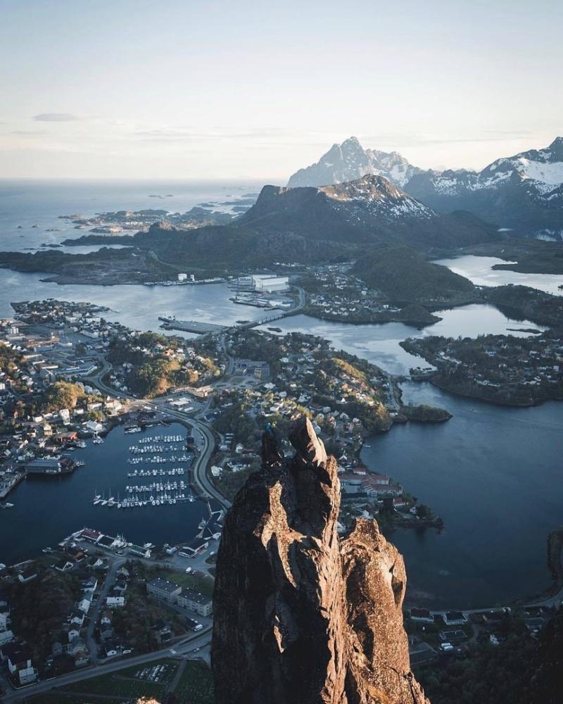 Роскошные пейзажи Норвегии - Страница 5 2sauth10