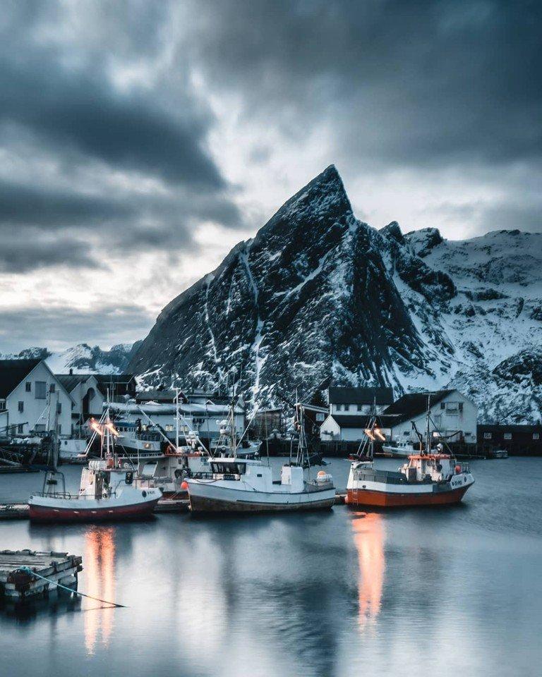 Роскошные пейзажи Норвегии 2ubotl10