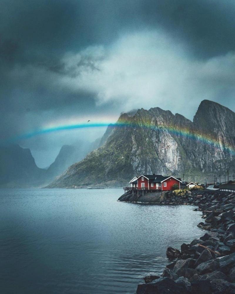 Роскошные пейзажи Норвегии - Страница 5 38pbwv10