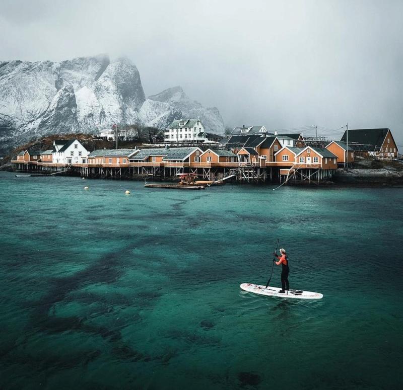 Роскошные пейзажи Норвегии - Страница 27 3c8rcz10
