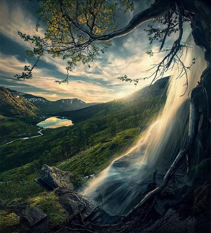 Роскошные пейзажи Норвегии - Страница 22 3egiyo10