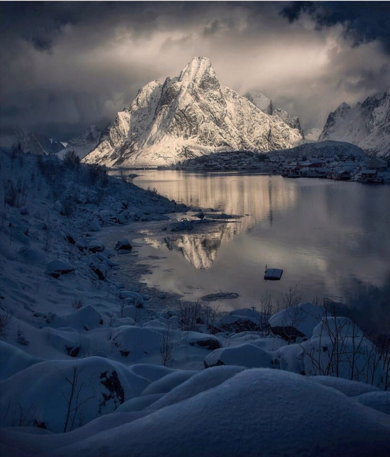 Роскошные пейзажи Норвегии - Страница 5 3kkxxx10