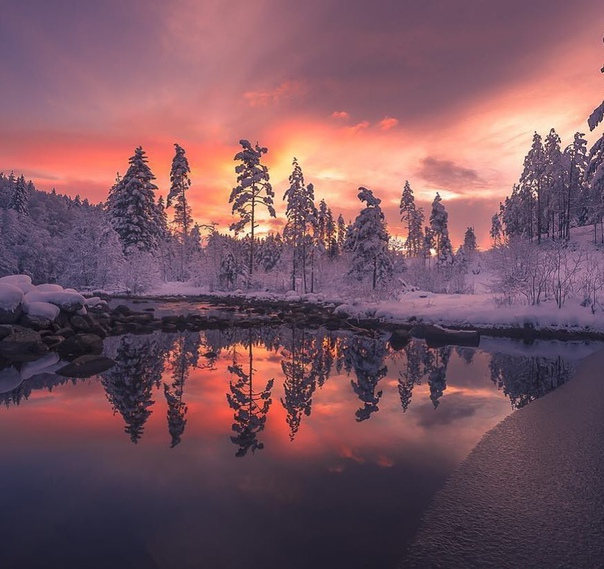 Роскошные пейзажи Норвегии - Страница 4 3nuilg10