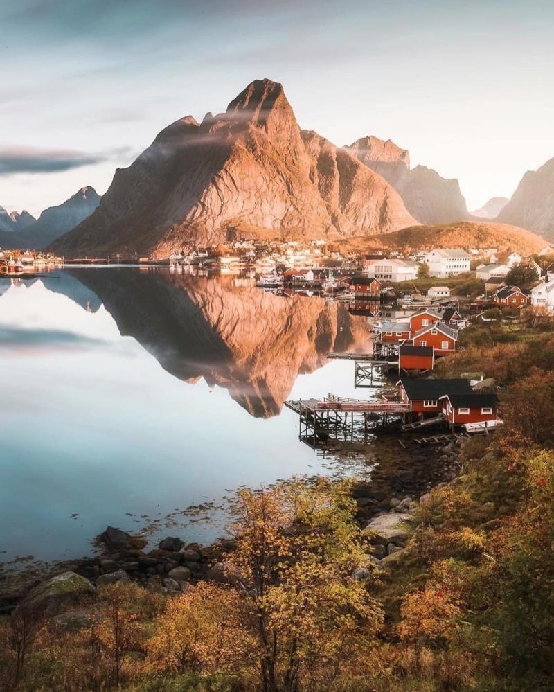 Роскошные пейзажи Норвегии - Страница 26 4e0os510