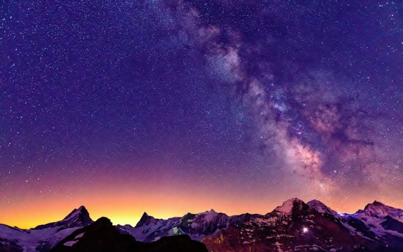Звёздное небо и космос в картинках - Страница 5 539ele10
