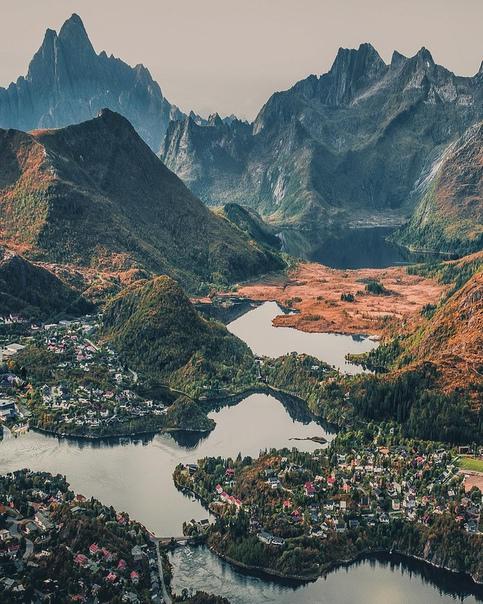 Роскошные пейзажи Норвегии - Страница 10 547hi210