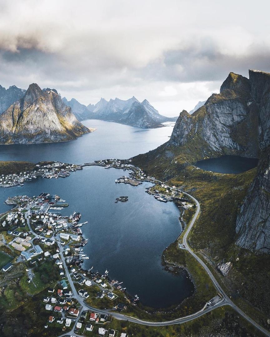 Роскошные пейзажи Норвегии - Страница 22 5quufh10