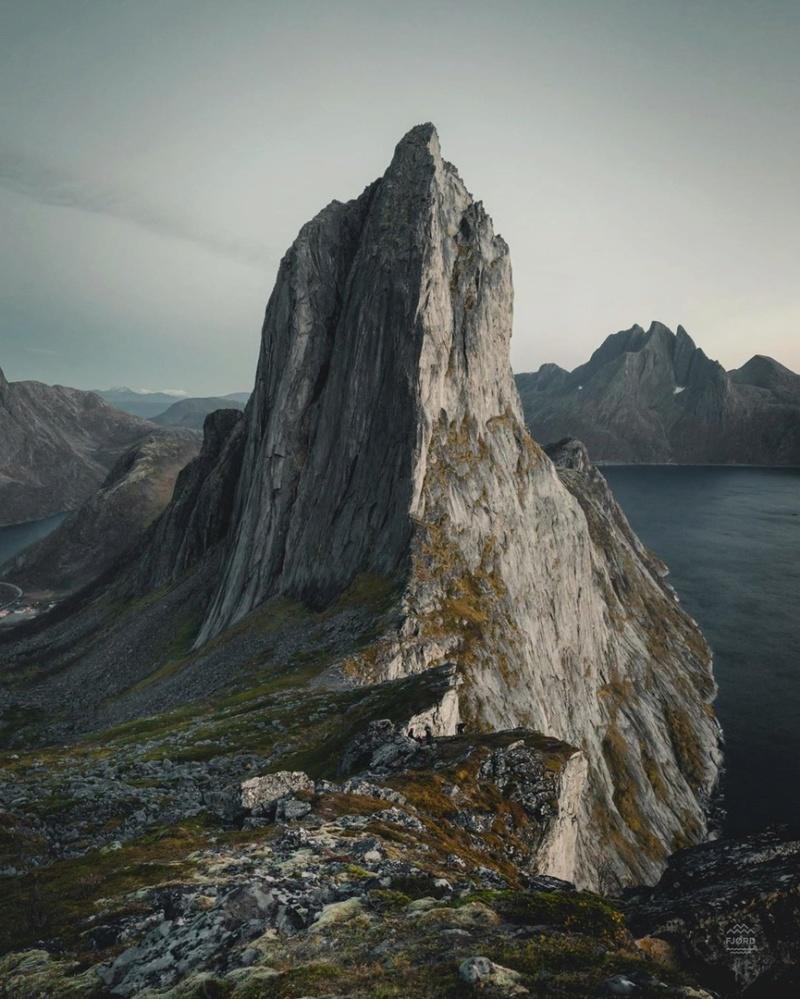 Роскошные пейзажи Норвегии - Страница 24 7tneqo10