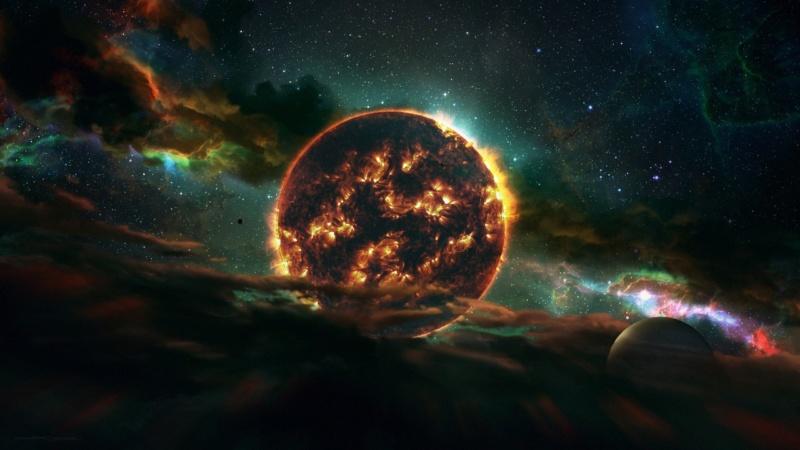 Звёздное небо и космос в картинках - Страница 2 88ad8q10