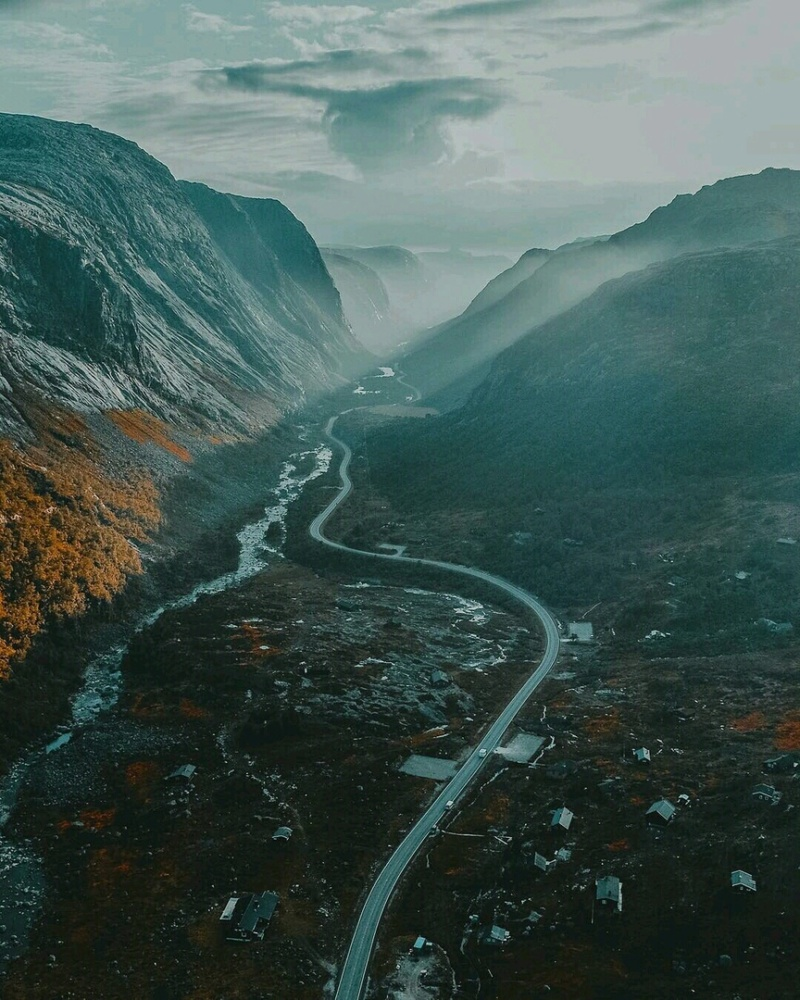 Роскошные пейзажи Норвегии - Страница 4 8ge5yc10