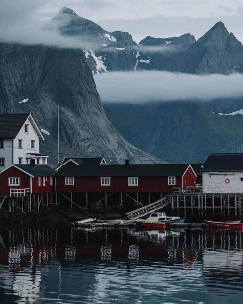 Роскошные пейзажи Норвегии - Страница 20 9fbnb410