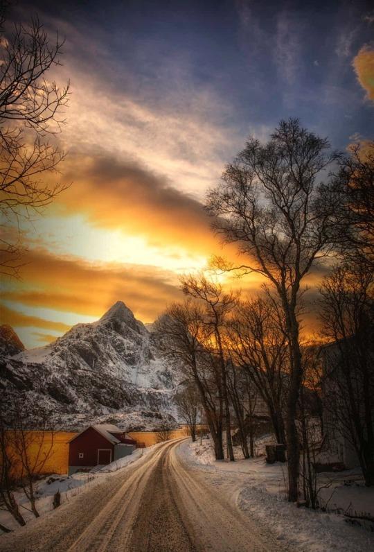 Роскошные пейзажи Норвегии - Страница 25 _3iwt110
