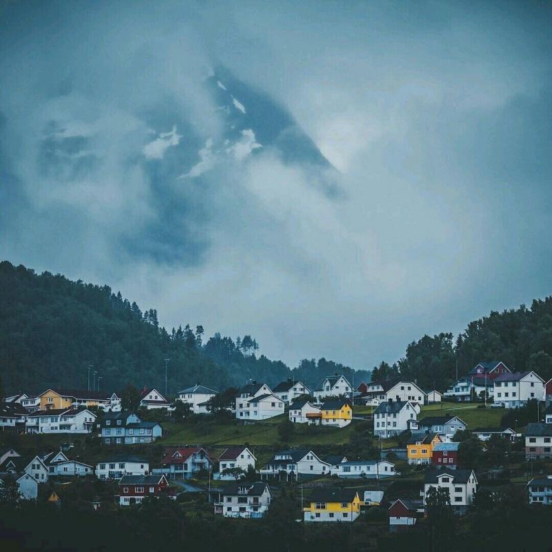 Роскошные пейзажи Норвегии - Страница 16 Aq0dok10