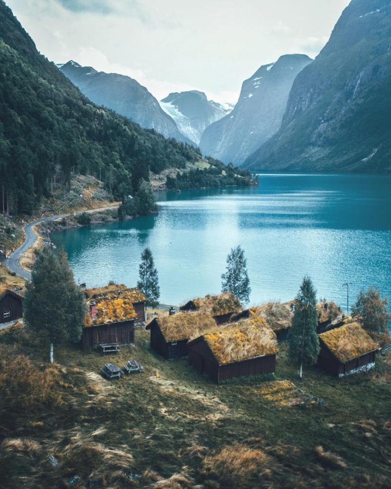 Роскошные пейзажи Норвегии - Страница 24 Azfv5h10