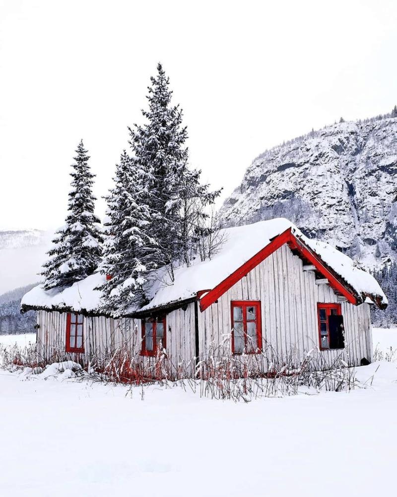 Роскошные пейзажи Норвегии - Страница 20 B9hevc10