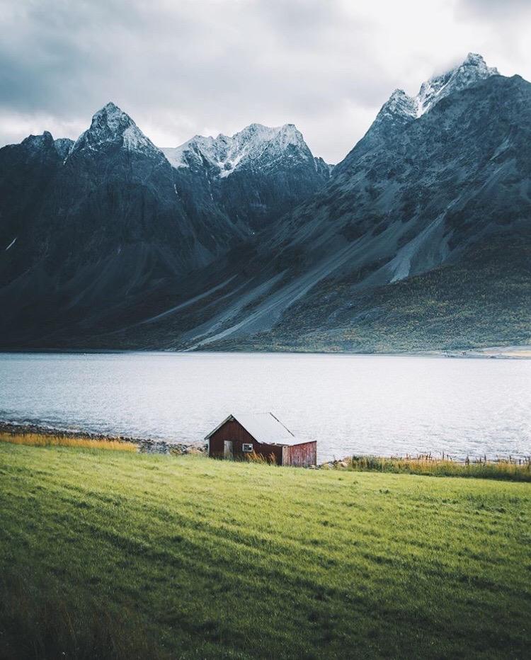 Роскошные пейзажи Норвегии - Страница 21 Biamyy10
