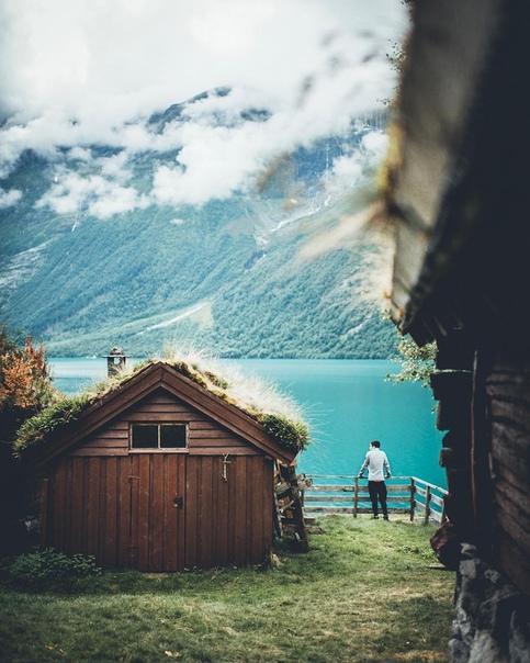 Роскошные пейзажи Норвегии - Страница 23 Bnp3kr10