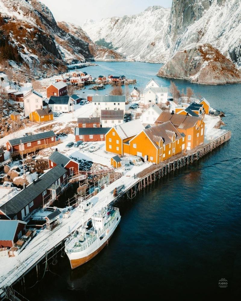 Роскошные пейзажи Норвегии - Страница 7 Bq6tk-10