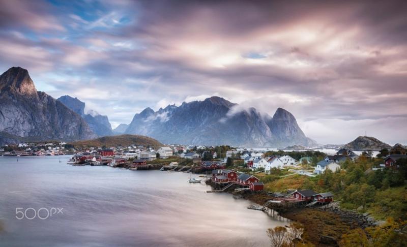 Роскошные пейзажи Норвегии - Страница 16 Ceqkgi10