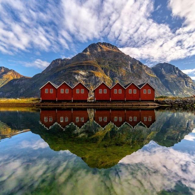 Роскошные пейзажи Норвегии - Страница 26 Cpsflb10