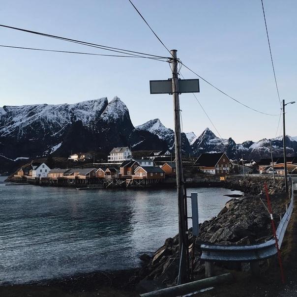 Роскошные пейзажи Норвегии - Страница 4 Cqhgcp10