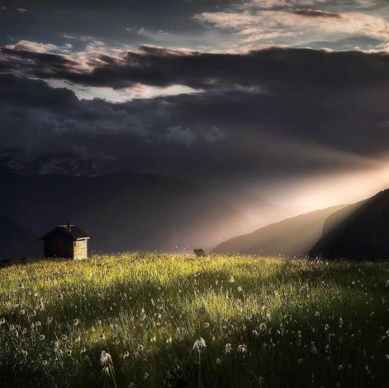 Роскошные пейзажи Норвегии - Страница 6 Ctg9bt10