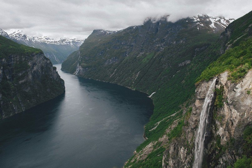 Роскошные пейзажи Норвегии - Страница 22 Dfui8m10