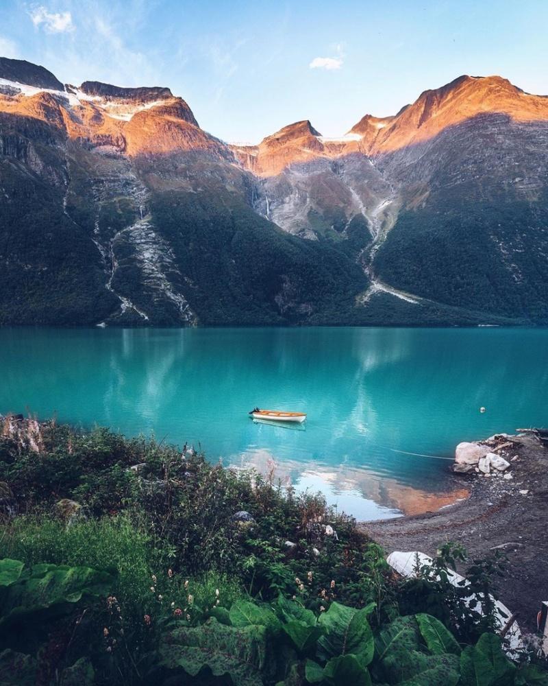 Роскошные пейзажи Норвегии - Страница 16 Dvudth10