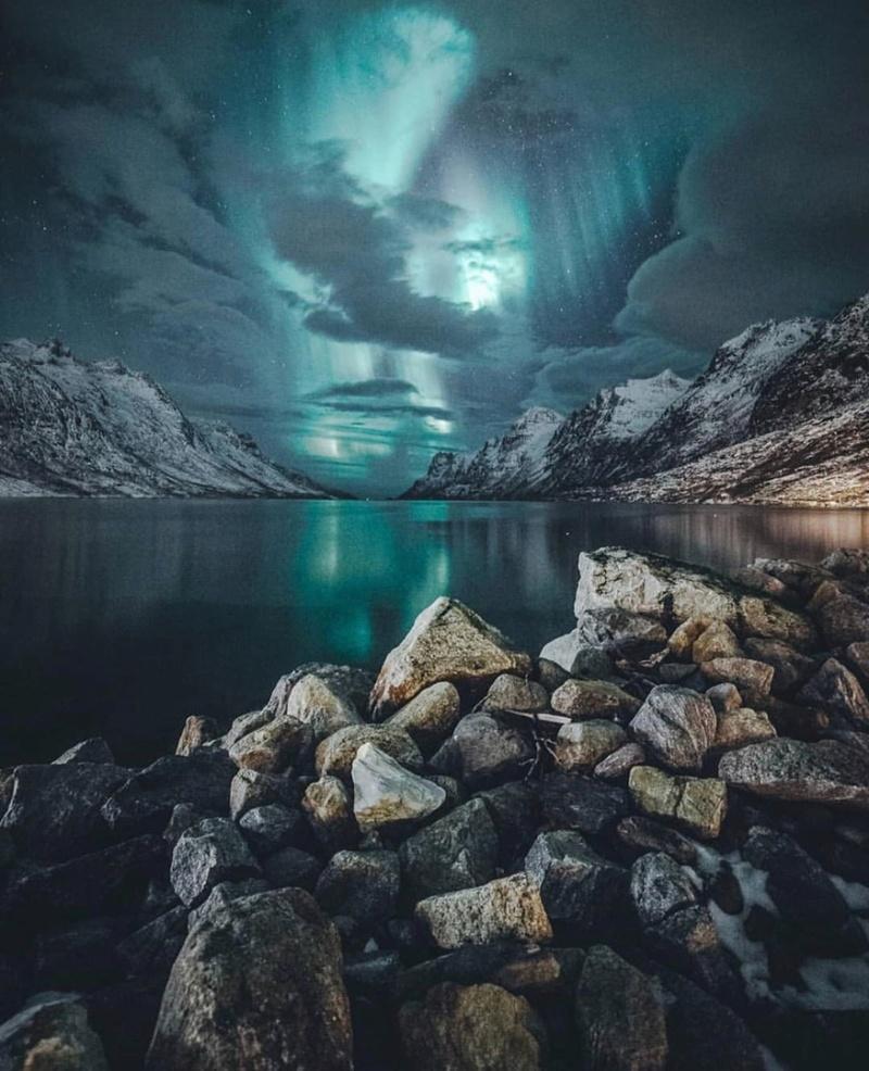 Роскошные пейзажи Норвегии - Страница 21 Dyiru610